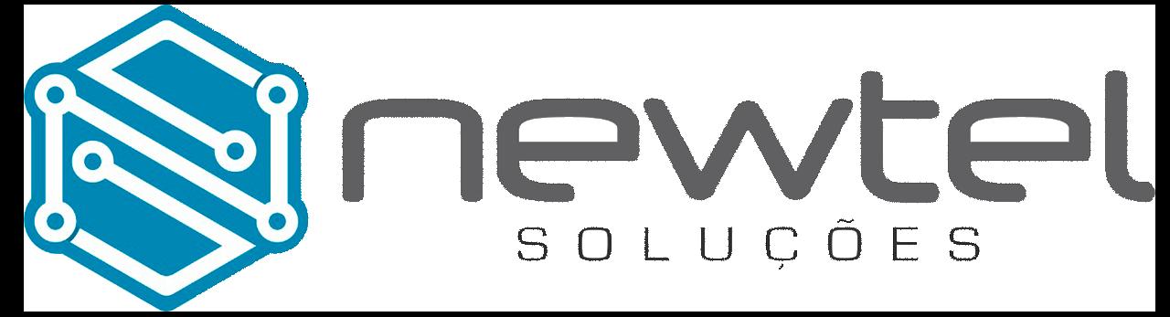 logo newtel menu transparente